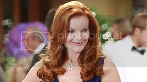 Bree Van de Kamp Hair