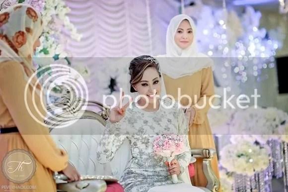 gambar kahwin azza af1