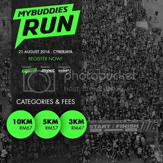 mynic mybuddies run