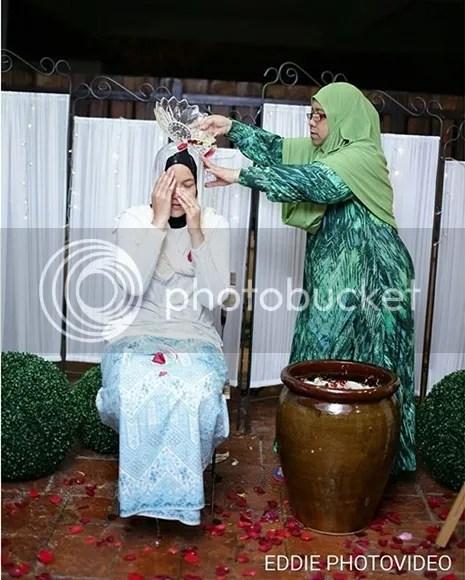 raja farah kahwin