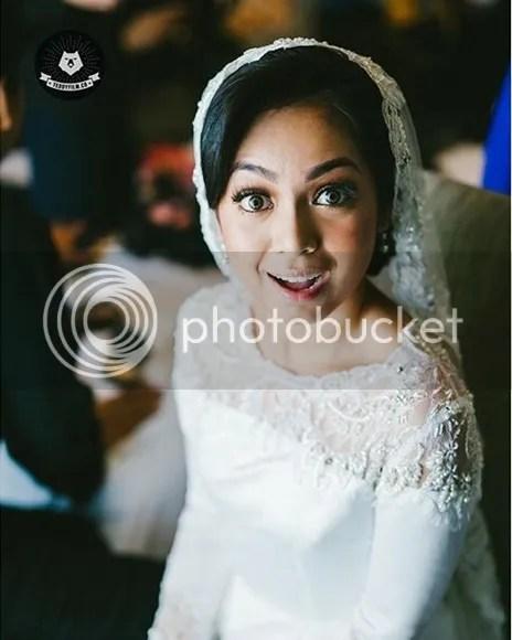 gambar kahwin nad zainal