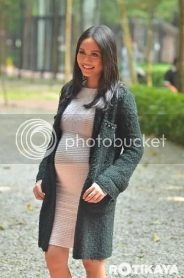 liyana jasmay mengandung