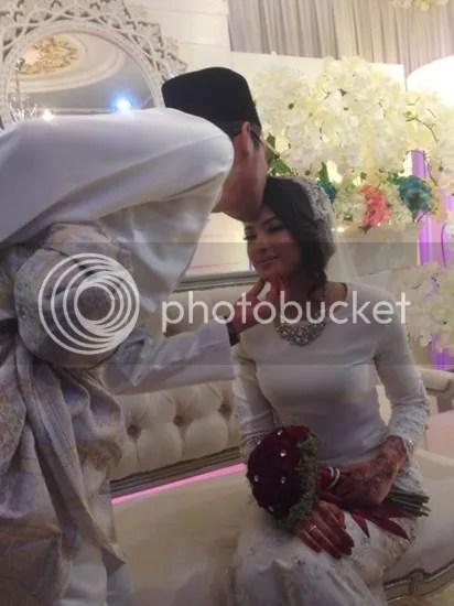 gambar pernikahan aril af puteri erma