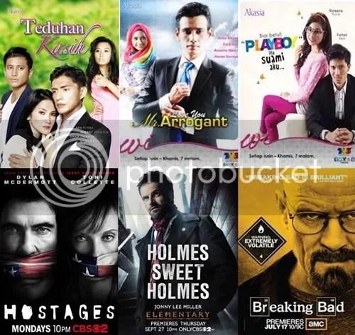 Perbezaan Drama Melayu Dan Drama Amerika Syarikat