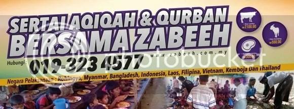 qurban zabeeh