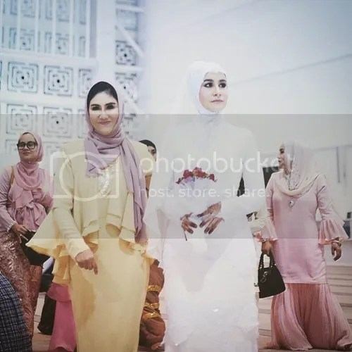 gambar jojie kahwin
