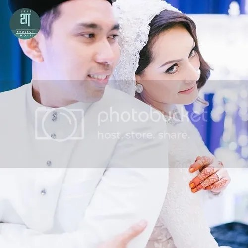 gambar kahwin nadia annuar