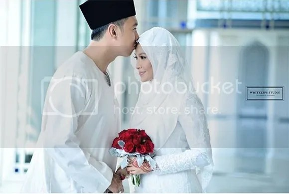 gambar kahwin nabila huda