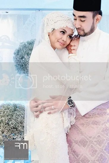 gambar pernikahan liyana jasmay