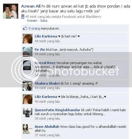 facebook azwan ali