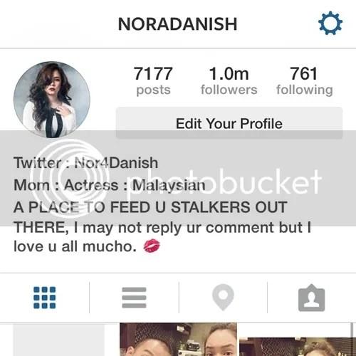 instagram nora danish