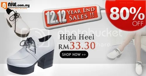 year end sale nile 2015