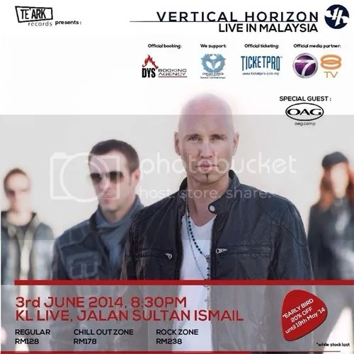 vertical horizon in kl