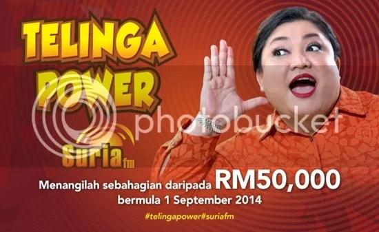 telinga power suria fm