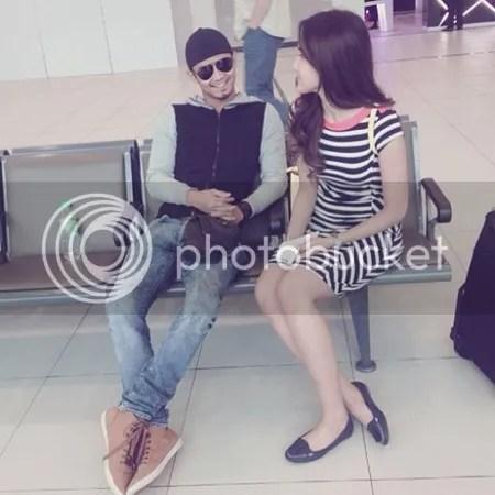 hanis bercinta dengan hainul azreen