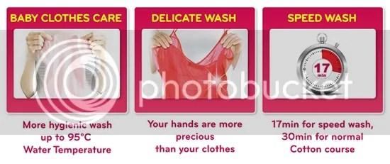 lg mini washer