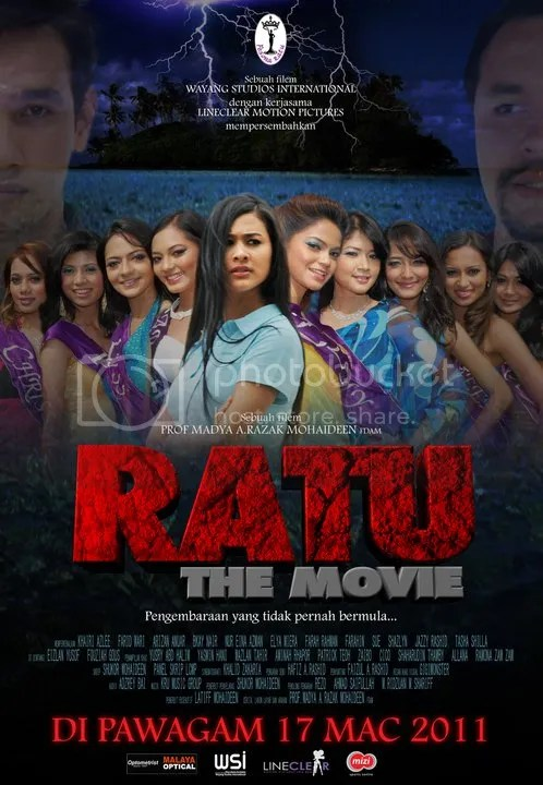 ratu the movie astro first