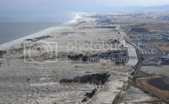 tsunami injapan