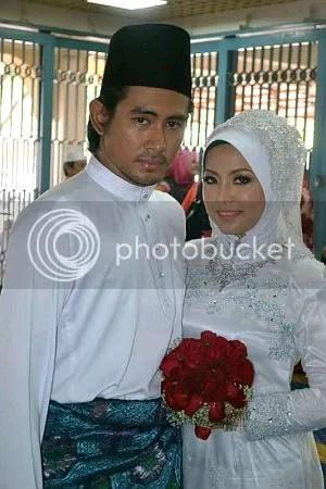 razali hussain kahwin