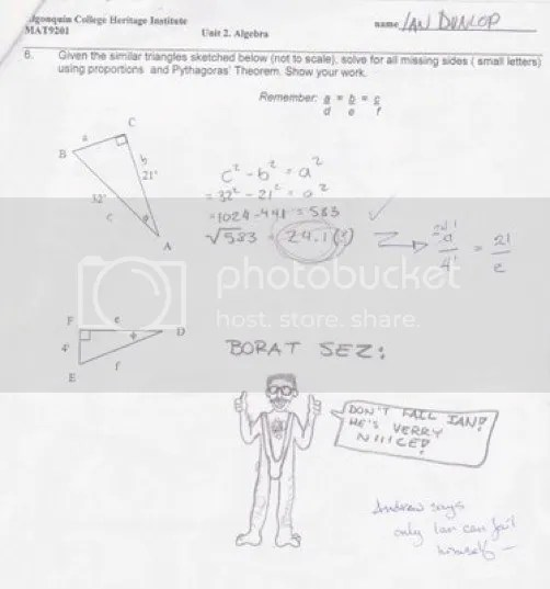 lawak exam