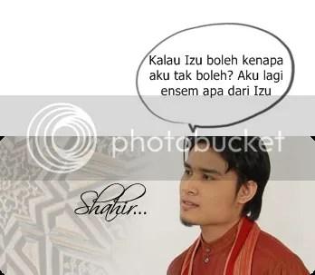 shahir af8