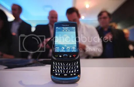 blacberry torch 9800