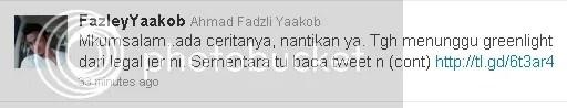 ijazah fazley yaakob