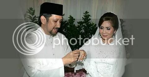 gambar kahwin tengku zawiyah