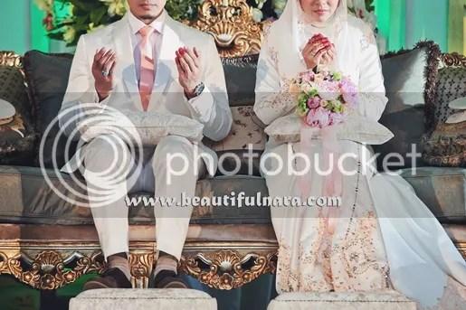 gambar kahwin irma hasmie