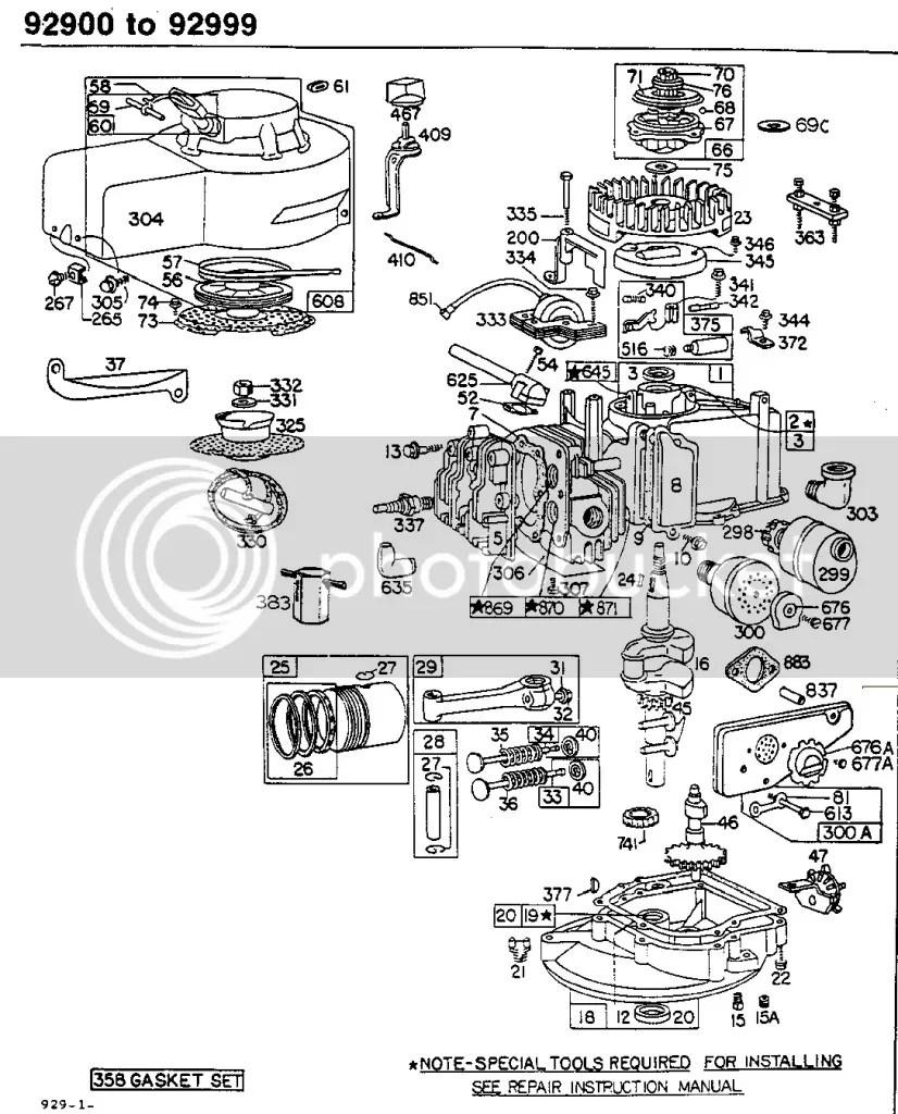briggs and stratton 18 5 hp engine diagram wiring diagram schema on 10 hp briggs  [ 826 x 1024 Pixel ]