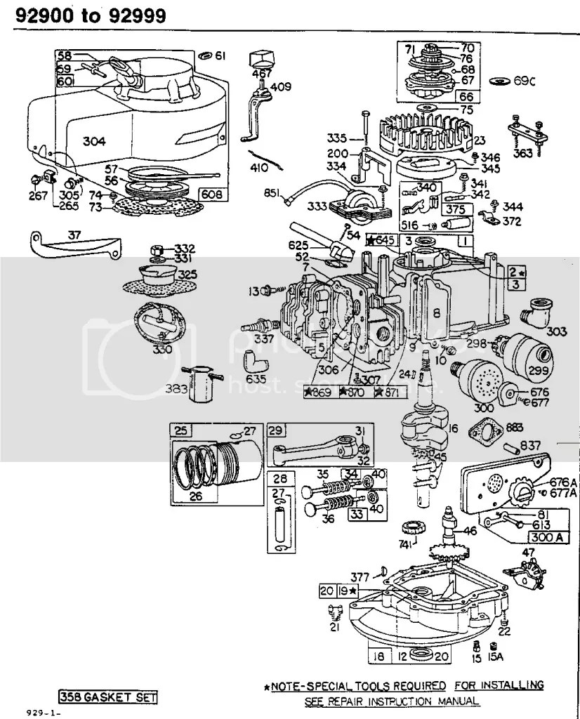 medium resolution of 17 hp brigg and stratton engine diagram