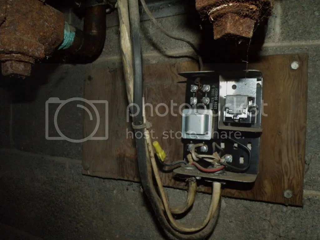 Light Switch Wiring Diagram On Honeywell Ra832a Relay Wiring Diagram