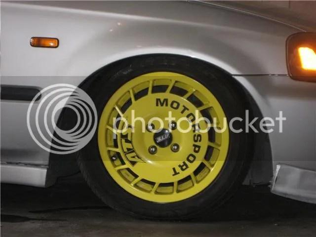 ATS Motorsports Dish