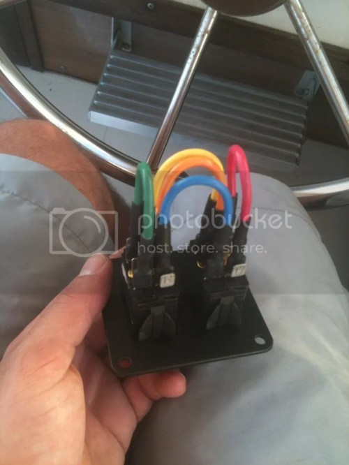 small resolution of bennett rocker switch wiring diagram wiring library are the port and stbd up and down but