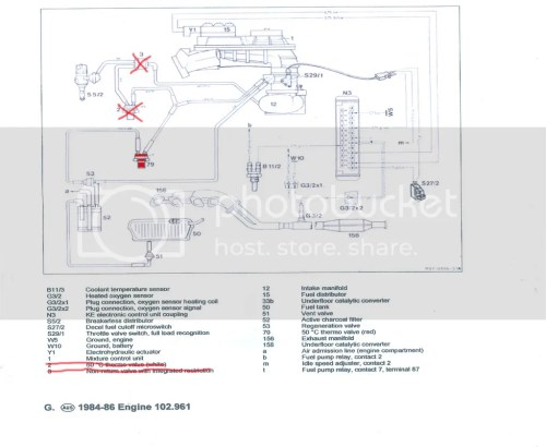 small resolution of 1993 mercedes 190e engine diagram