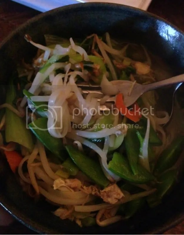 home made chicken pho by citystylecountrysmile