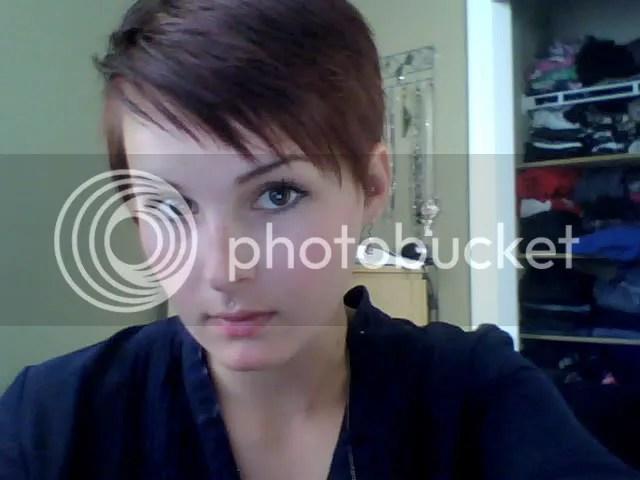 pixie cut for straight hair