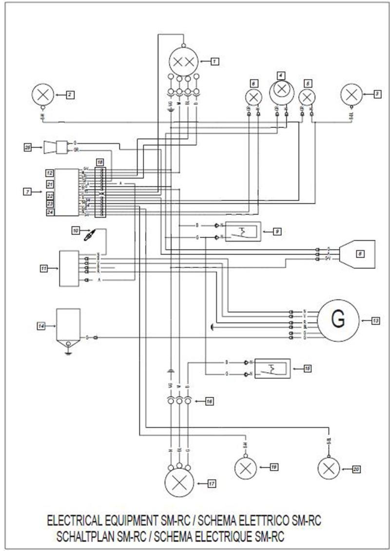 help schema elettrico
