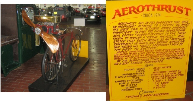 Aerothrust Bike