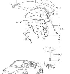 vw new beetle convertible parts diagram diagram auto 2005 vw beetle convertible fuse box diagram 2006 [ 888 x 1314 Pixel ]