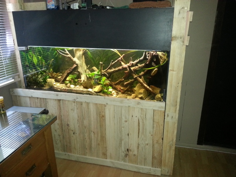 Meuble Aquarium Fabrication Maison