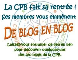 De blog en blog - la CPB
