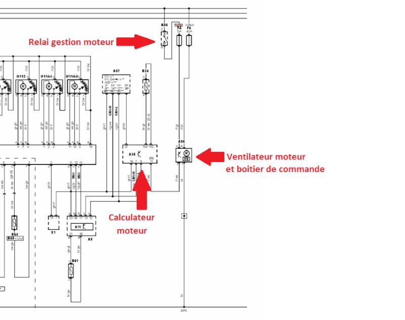 audi schema moteur electrique fonctionnement