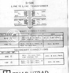 transformer wiring question [ 817 x 1023 Pixel ]