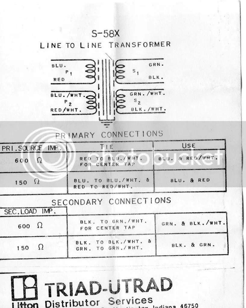 medium resolution of transformer wiring question
