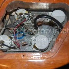 Gibson Les Paul 3 Pickup Wiring Diagram 6 Pin To 7 Trailer Adapter Dilemma