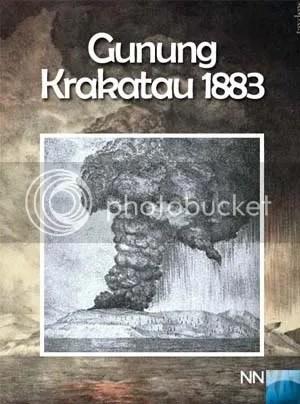 Gunung Krakatau 1883