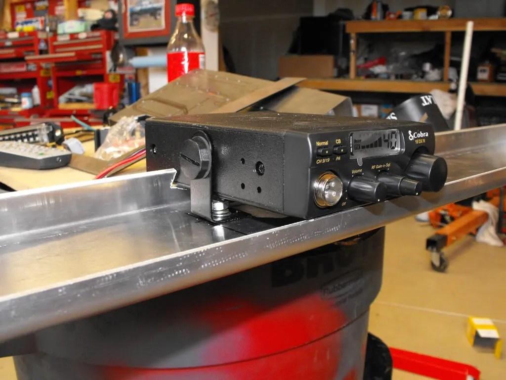 2012 Dodge Wiring Cb Radio Mounting Options Dodge Ram Ramcharger