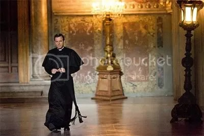 Angels and Demons takes place in the Holy See, Vatican City