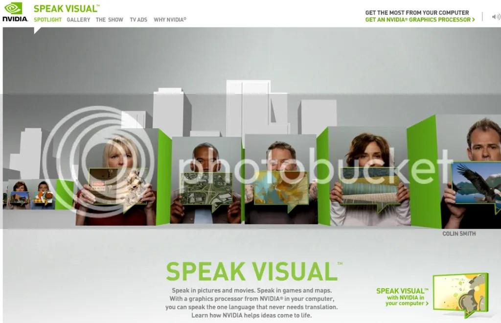 Speak Visual